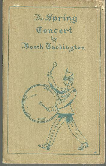 Spring Concert by Booth Tarkington 1916 Short Story