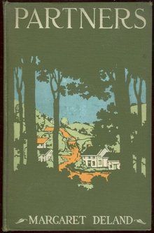Partners by Margaret Deland 1913 Gibson Illustrations