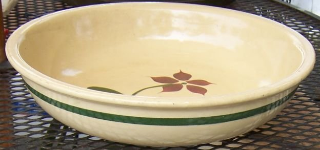 Watt Five Petal Starflower Spaghetti Bowl