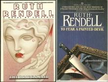 Lot Two Ruth Rendell Murder Mysteries Bridesmaid/Painted Devil