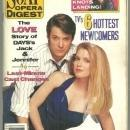 Soap Opera Digest August 7, 1990 Jack and Jennifer From Days on Cover