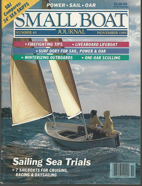 Small Boats Boat Journal Magazine