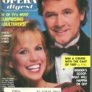 Soap Opera Digest March 25, 1986 Leslie Charleson and John Reilly From GH