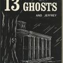 Thirteen Alabama Ghosts and Jeffrey by Kathryn Tucker Windham 1976 DJ