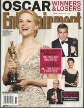 Entertainment Weekly Magazine March 17, 2006 Oscar Winners and Losers on Cover