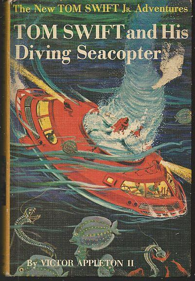 Tom Swift Jr. and His Diving Seacopter #7 Pictorial