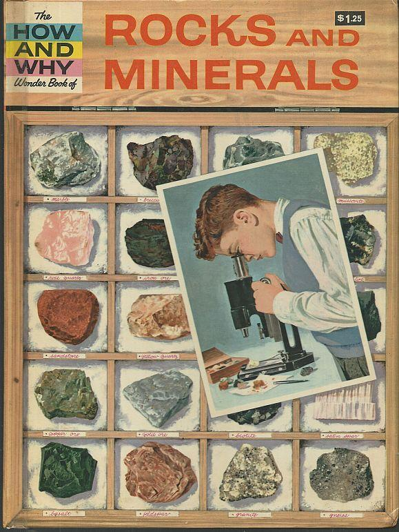 an analysis of the characteristics of minerals and rocks