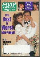 Soap Opera Digest Magazine May 30, 1989 Nico and Cecily All My Children Cover