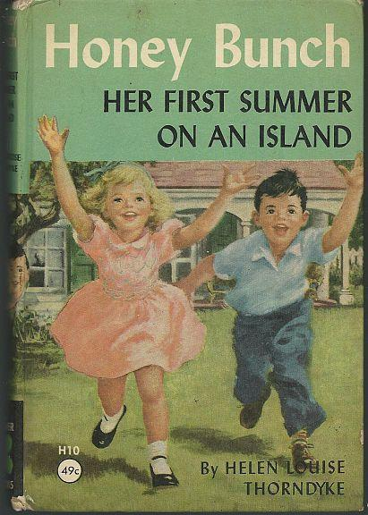 Honey Bunch Her First Summer on a Island by Helen Louise Thorndyke 1929 #10