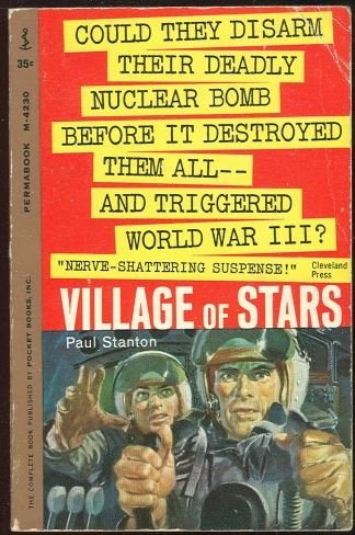 Village of Stars by Paul Stanton 1962 Permabook