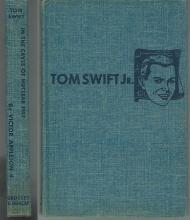 Tom Swift in the Caves of Nuclear Fire by Victor Appleton II Illustrated 1956