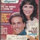 Soap Opera Digest October 11, 1983 Susan Pratt and John Wesley Shipp GL Cover