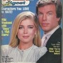 Soap Opera Digest Magazine November 22, 1983 Taylor Miller and Peter Bergman AMC