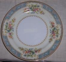 Noritake China Occupied Japan Blue Dawn Salad Plate
