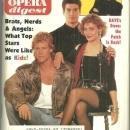 Soap Opera Digest November 14, 1989 Morgan Englund