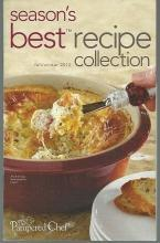 Pampered Chef Season's Best Recipe Collection Fall/Winter 2012 Illustrated