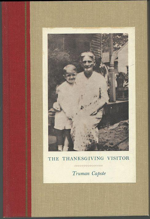 Thanksgiving Visitor by Truman Capote 1967 1st edition