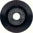 Perry Como Sings No Other Love on a 45RPM Record