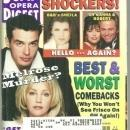 Soap Opera Digest March 28, 1995 Melrose Place Cover/Ron Raines/William Bell