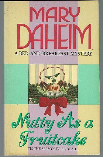 Lot of Four Bed-And-Breakfast Cozy Mysteries by Mary Daheim 10,11, 12, 15