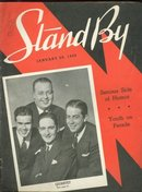 Stand By WLS Magazine January 29, 1938 Pat Buttram