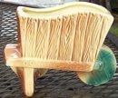Royal Copley Baby Duck and Wheel Barrow Planter