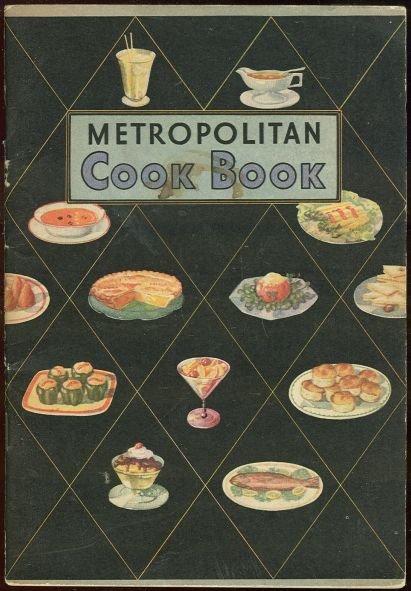 Metropolitan Life Insurance Cook Book