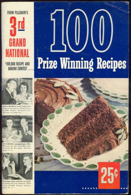 Pillsbury 3rd Grand National 100 Prize Winning Recipes