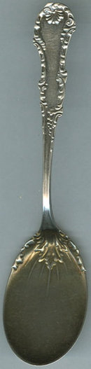 Sterling Silver Frank M. Whiting George III Sauce Spoon