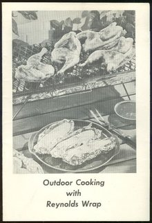 Outdoor Cooking with Reynolds Wrap Barbeque Recipes