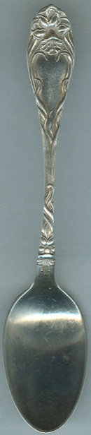 Sterling Silver Lunt Silversmiths Narcissus Spoon