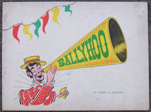 Ballyhoo, Life Line of the Picture Business by Strong
