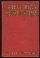 Tuffy Bean at Funny Bone Farm by Leo Edwards 1st ed