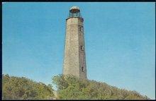 Postcard of Old Cape Henry Lighthouse Near Norfolk, Virginia