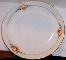 Bavaria Handpainted F. Thomas Porcelain Floral Plate