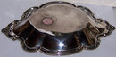 International Silver Silverplate Small Hostess Dish