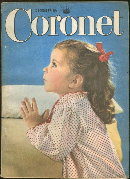 Coronet Magazine December 1953 Shirley Booth