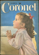 Coronet Magazine December 1953 Shirley Booth