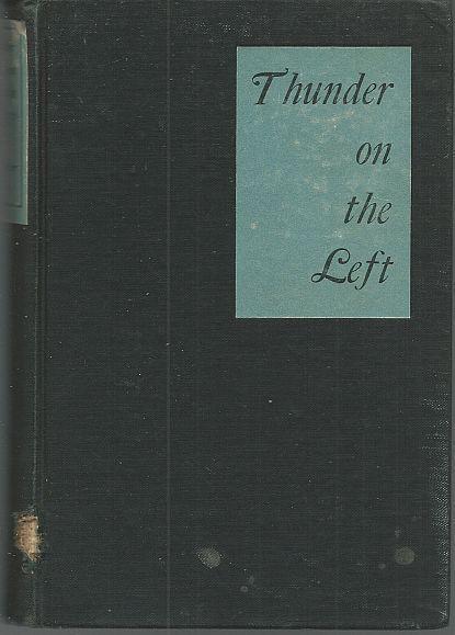 Thunder on the Left by Christopher Morley 1926 Humorous Vintage Novel