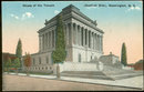 Postcard of House of the Temple, Scottish Rite, Washington, D. C.
