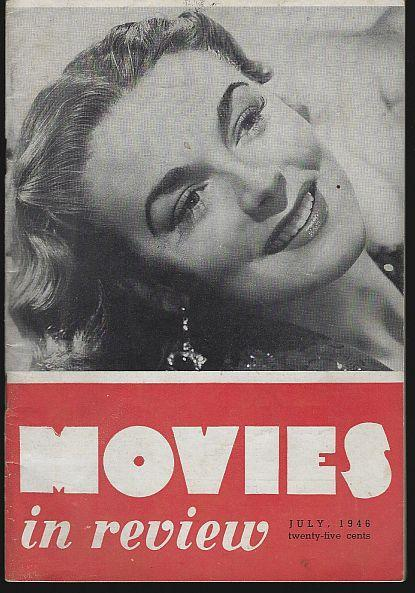 Movies in Review July 1946 Marguerite Chapman/Judy Garland/Lewis Calhern/Pets