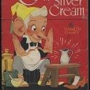 Cow and the Silver Cream an All Wright Story for Little Folks by Vernon Grant
