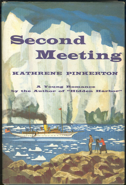 Second Meeting by Kathrene Pinkerton 1956 with DJ