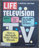 Life Magazine September 10, 1971 Special Television