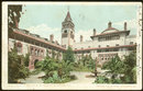 Postcard of Court of Ponce de Leon St. Augustine 1908