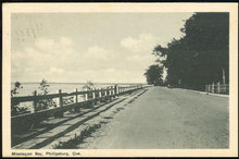 Missiaquoi Bay, Phillipsburg, Quebec 1949 Postcard