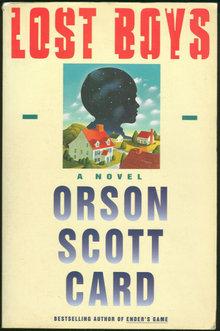 Lost Boys by Orson Scott Card 1992 Advance Reading