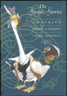 Swan's Stories by Hand Christian Andersen 1997 with DJ