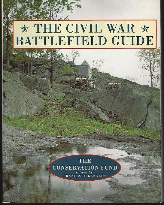 Civil War Battlefield Guide the Conservation Fund edited by Frances Kennedy 1990