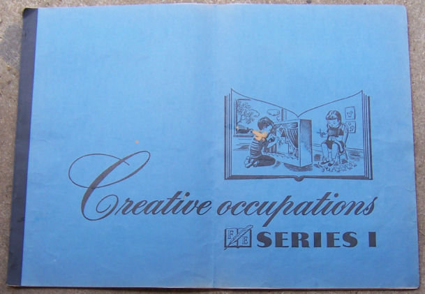Creative Occupation Correlated with Childcraft 1949